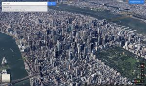 Real Time Satellite Map