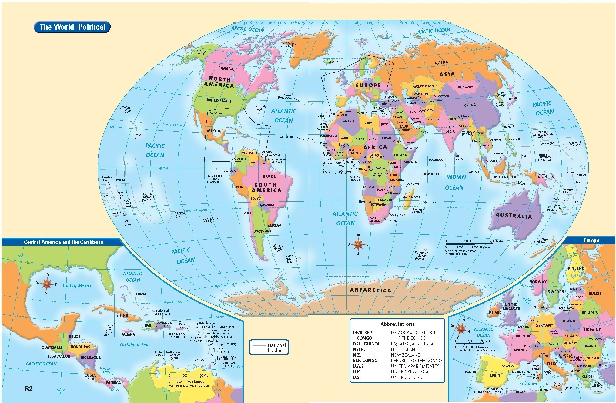 World Map With Time Zones And Countries,Printable Time Zones Map With State Names