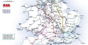 Train Map of UK PDF