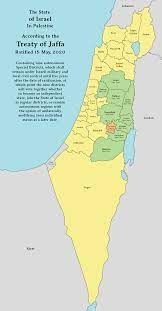 map of israel 3